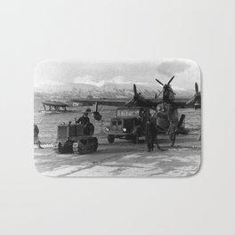 Blohm&Voss BV 138 Bath Mat