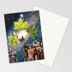 Accross the Universe Stationery Cards