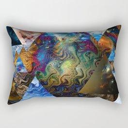 Spacecation Rectangular Pillow
