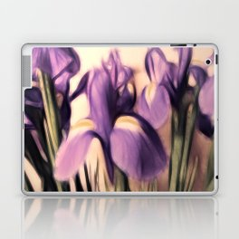 Soft Iris Laptop & iPad Skin