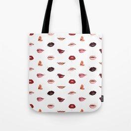 Pout Tote Bag