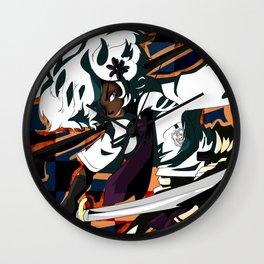 Shinobu Wall Clock