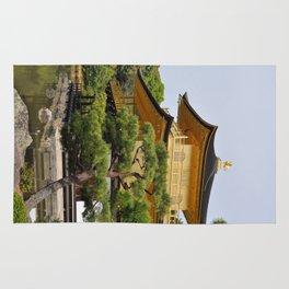 Temple of the Golden Pavillion Rug