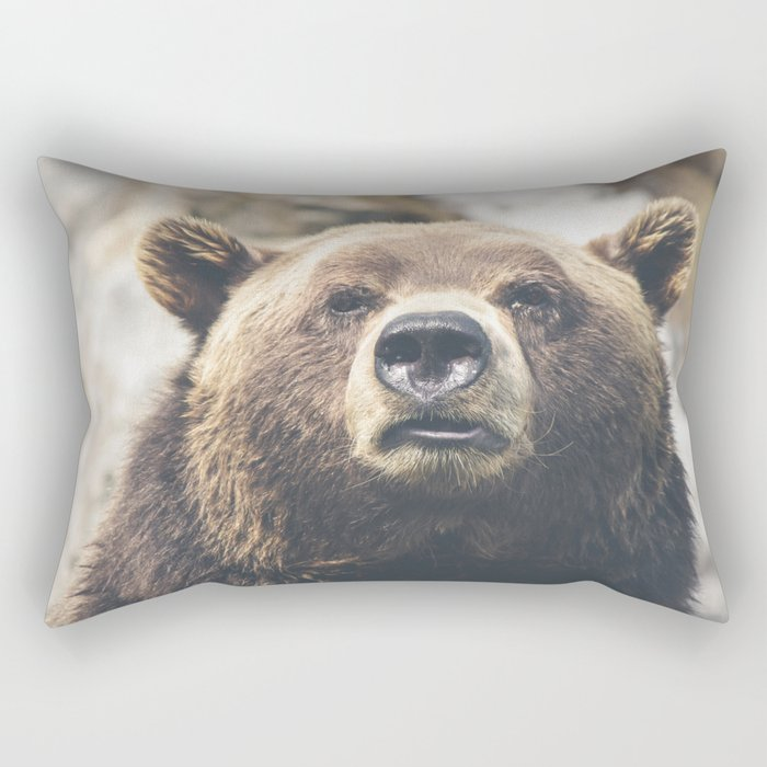 Animal bear Rectangular Pillow