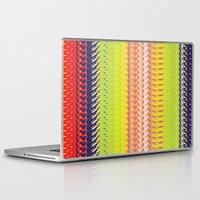 vector Laptop & iPad Skins featuring Vector Equilibriums by Elias Zacarias