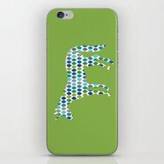 Greenery Unicorn iPhone & iPod Skin