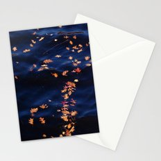 Alternate night sky Stationery Cards