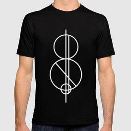 Chasing Satellites // The Crop Circle T-shirt
