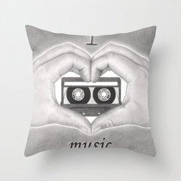 Love 02 Throw Pillow