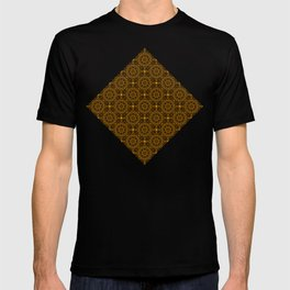 Abstract Moroccan Tiles T-shirt