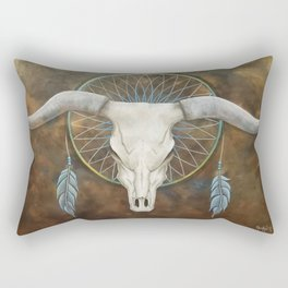 Sacred  Rectangular Pillow