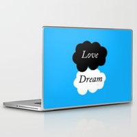 the fault Laptop & iPad Skins featuring The Fault In Our Stars by Mikayla Korey Photography