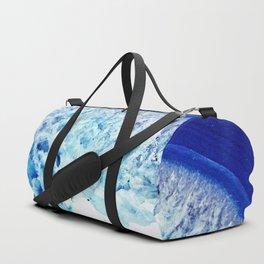 Gemstone Crystal Geode Duffle Bag