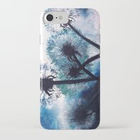 coconut wishes iPhone & iPod Cases featuring Wishes by Lydia Martin