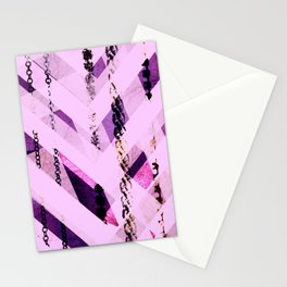 Abstract #4 Stationery Cards