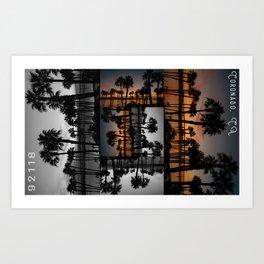 Coronado 360 Art Print