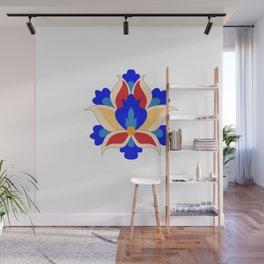 Eslimi Flower Wall Mural