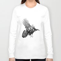 turkey Long Sleeve T-shirts featuring Turkey by Stackshotbill