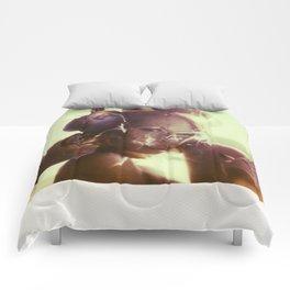 """Woke up like this"" Comforters"