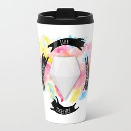 We shine Travel Mug