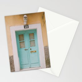 Mint Door Stationery Cards