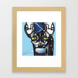CRY4ME Framed Art Print