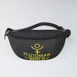 Plutonian Vibes Fanny Pack