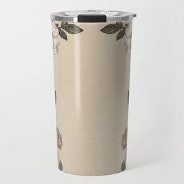 Floral Laurel Travel Mug