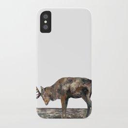 Deer #1 iPhone Case
