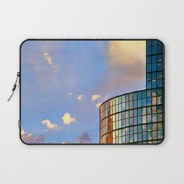 Minimalist Skyline Laptop Sleeve