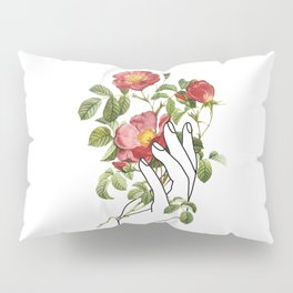 Flower in the Hand II Pillow Sham