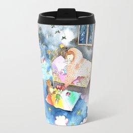Dream big my little baby Travel Mug