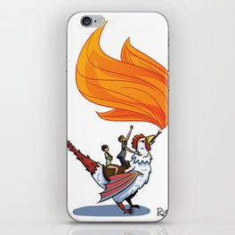 Mythical iPhone Skin