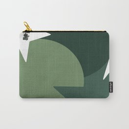 Black goldfish Carry-All Pouch