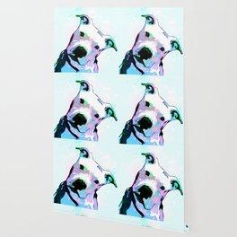 Pit bull - Puzzled - Pop Art Wallpaper
