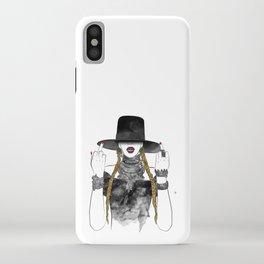 Creole Queen Bey iPhone Case