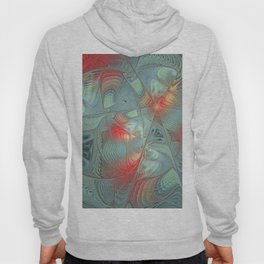 String Theory Fractal Art Hoody