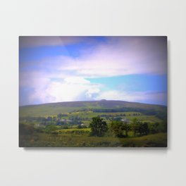 Sligo Landscape Metal Print