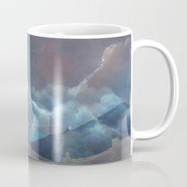 Distant Lighthouse Coffee Mug