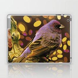 Brown Sparrow Laptop & iPad Skin