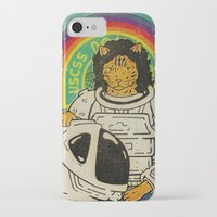 ripley iPhone & iPod Cases featuring Ripley by Derek Eads