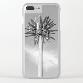Tower #10 Clear iPhone Case