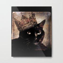 Queen Cora Metal Print