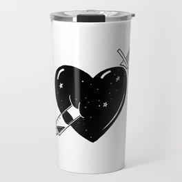 Hook on love Travel Mug