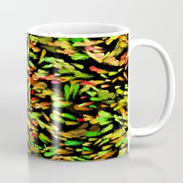 Colorful School of Fish Coffee Mug