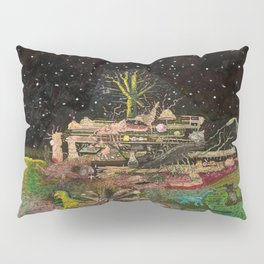 A Place In Space Pillow Sham