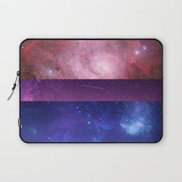 Space Bi Laptop Sleeve