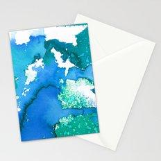 Oahu Blue Stationery Cards