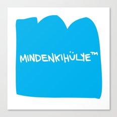 mindenkihülye™ blue Canvas Print