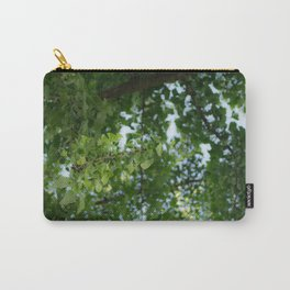Ginkgo biloba tree in the city Carry-All Pouch